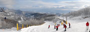 Massanutten Ski Resort, Virginia
