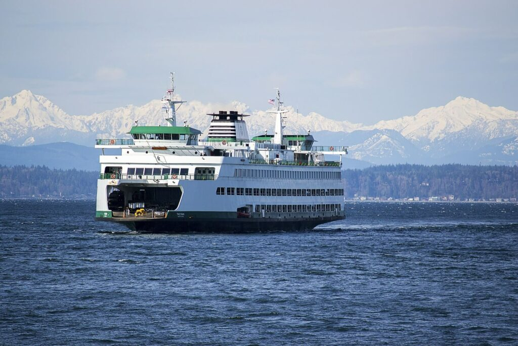 puget sound ferry wa