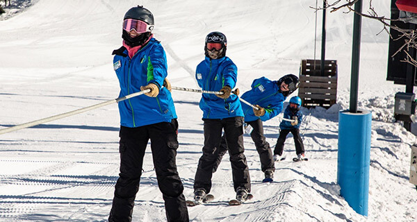 Buck Hill Ski & Snowboard Area - Row Tow