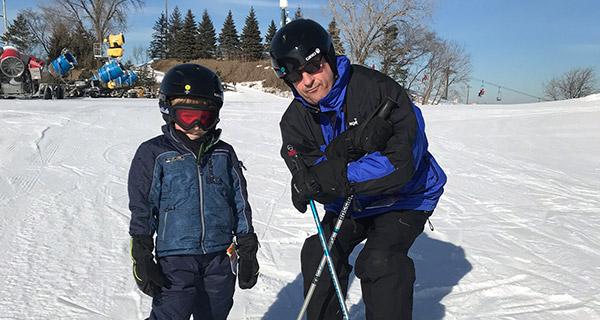 Buck Hill Ski & Snowboard Area - Kid's lesson