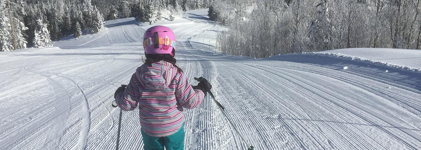 Whitepine Ski Resort hero