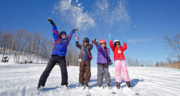 Winterplace Ski Resort - Kids Snow Fun