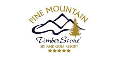Pine Mountain Timber Stone Ski and Golf Resort logo
