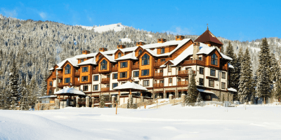 Tamarack Resort Lodging