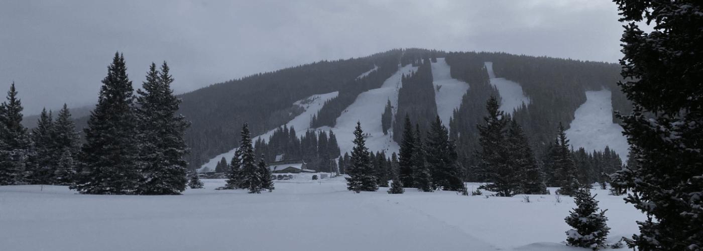 Antelope Butte Ski Resort, Wyoming