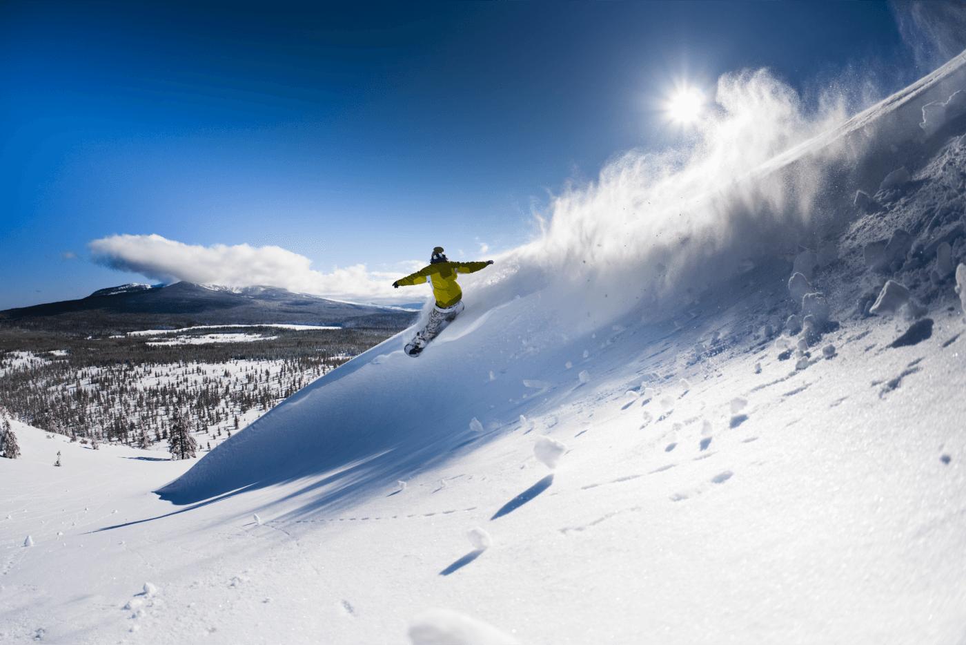 Hoodoo Ski Resort, OR