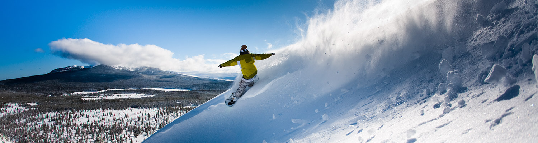 Spring Snowboarder