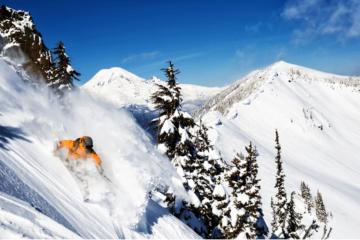 White Pass Ski Resort, WA