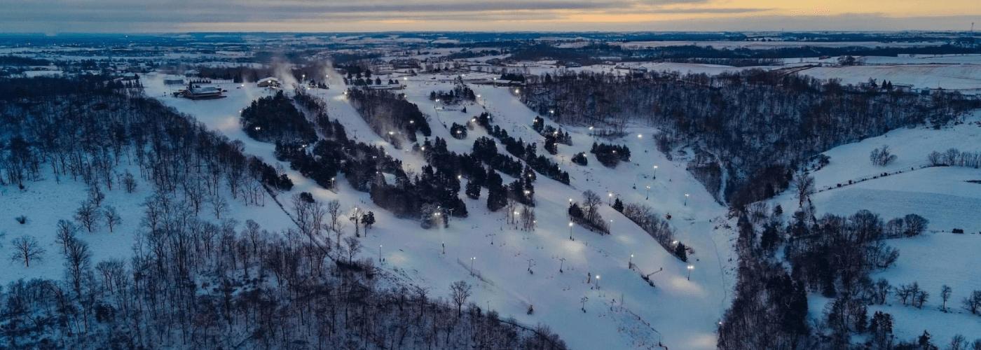 Sundown Ski Resort, IA