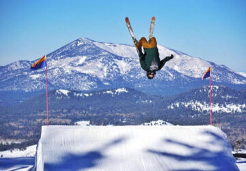 Snow Valley terrain jumps
