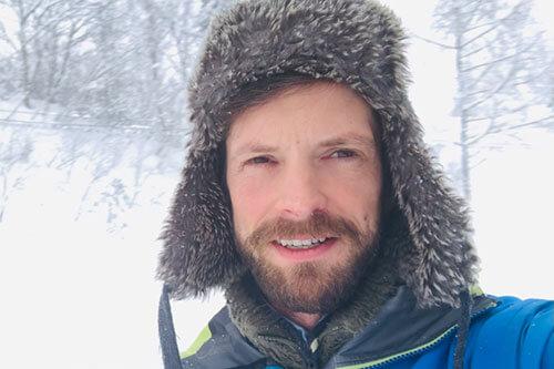 Brent Potter - Japan Ski Tours