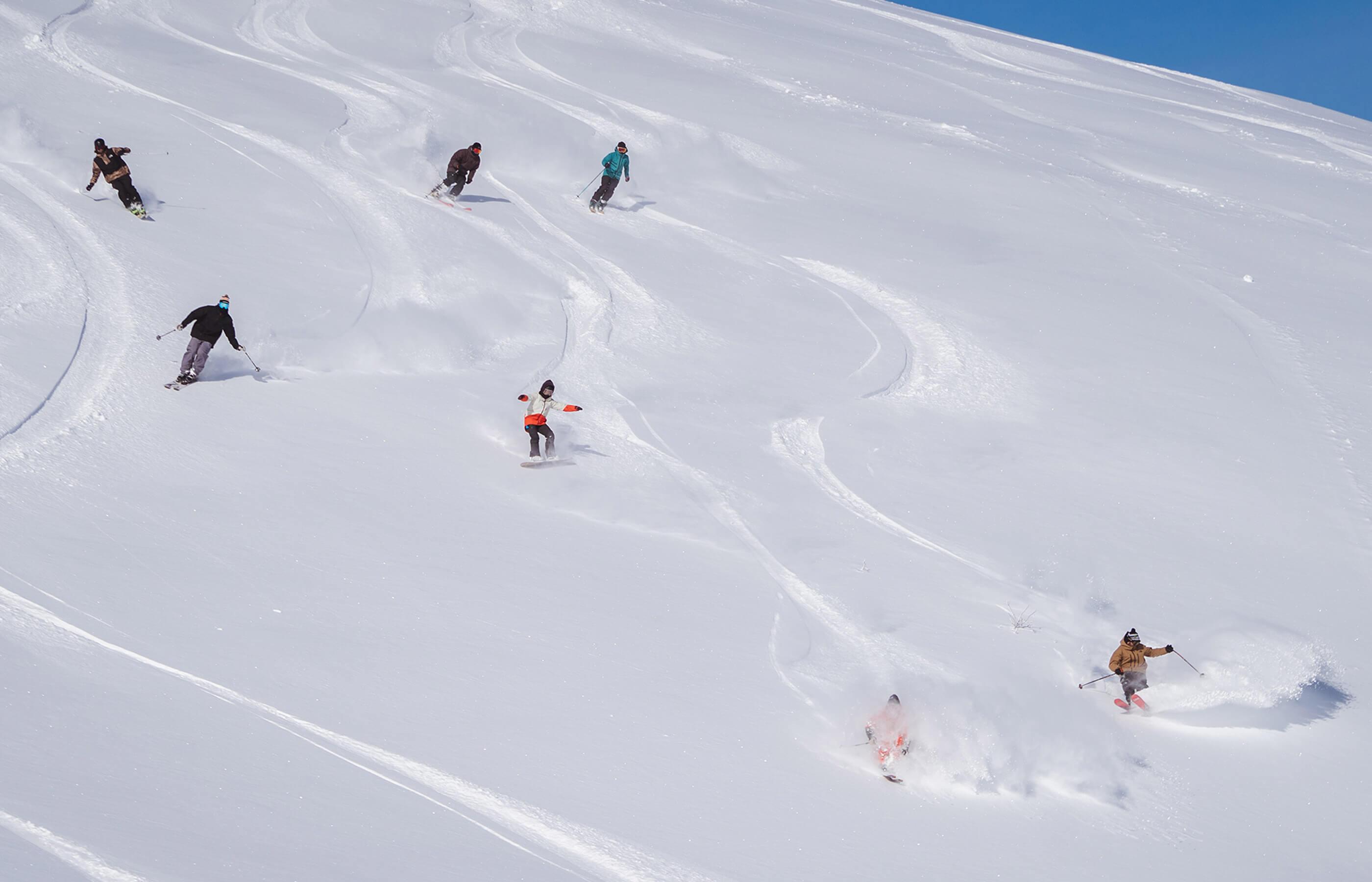Powder Mountain, UT