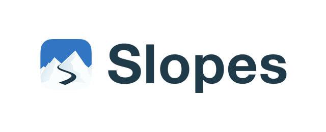 Slopes app - logo