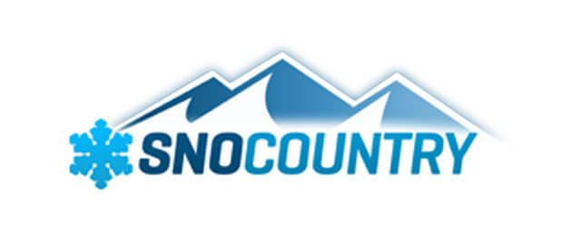 Snocountry weather conditions - logo